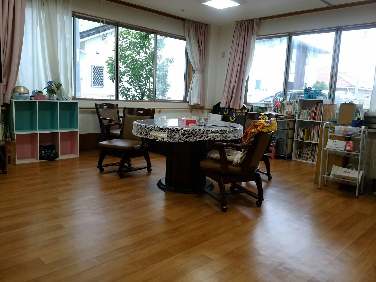 小規模多機能型居宅介護施設 内観・設備