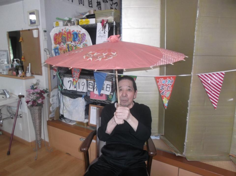 2018年7月20日 傘寿の祝い