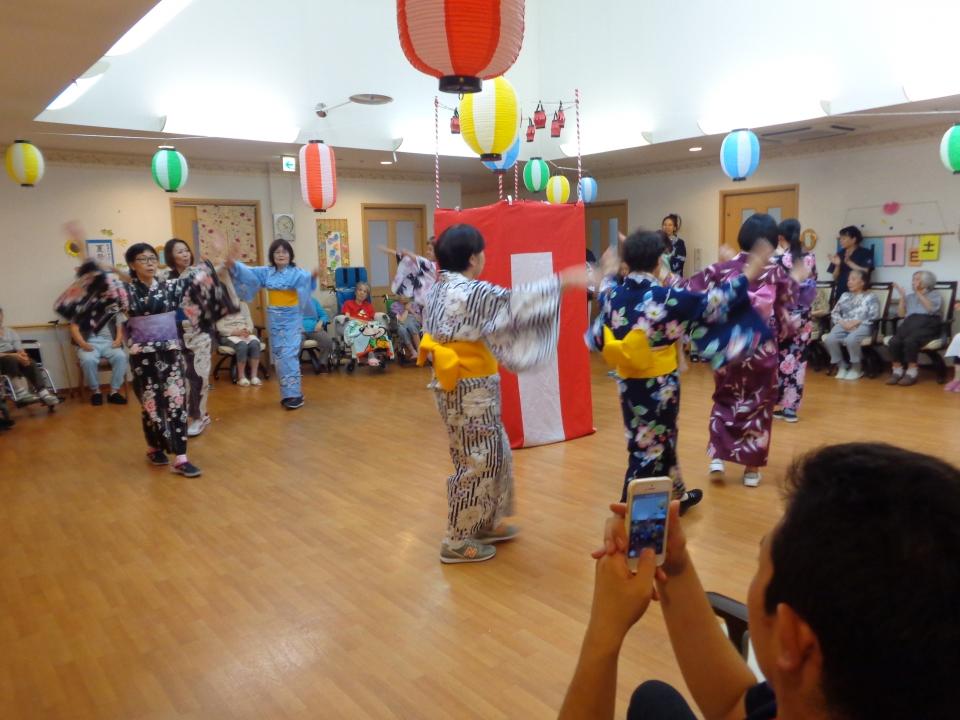 2018年8月11日 倉敷楽々祭