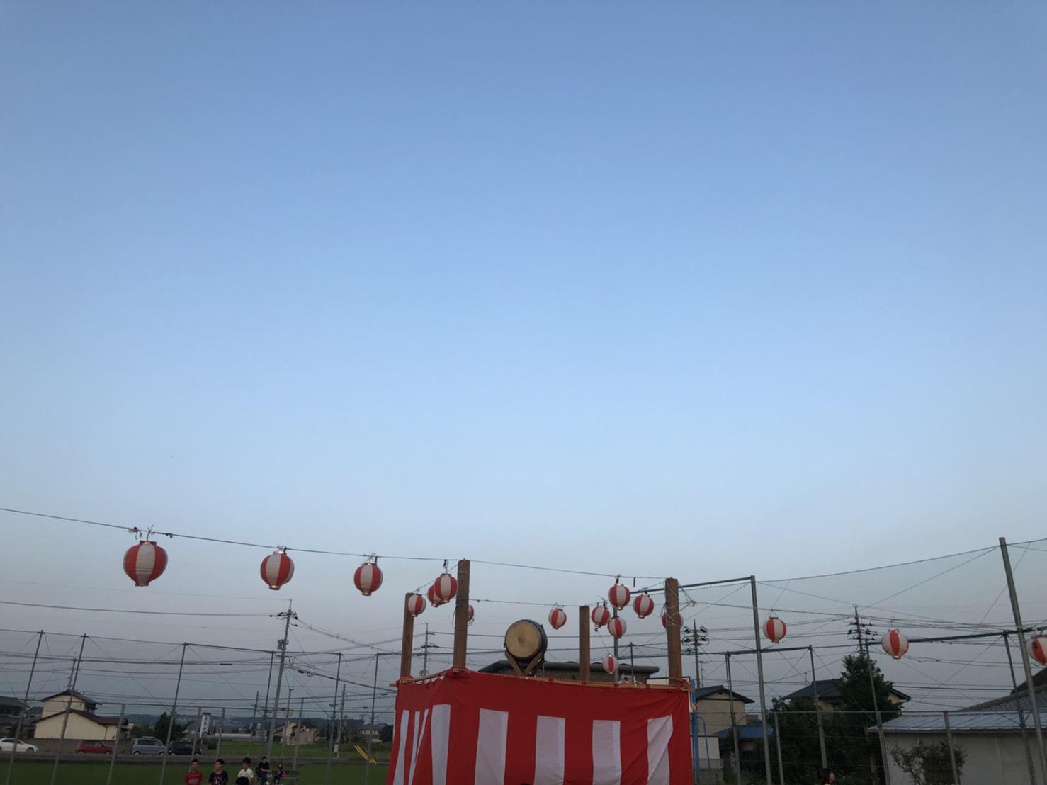 2018年8月5日 西岡町内会祭り