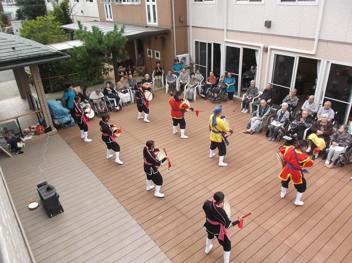 2018年10月7日 琉球太鼓