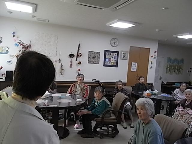 2018年10月24日 物語朗読会