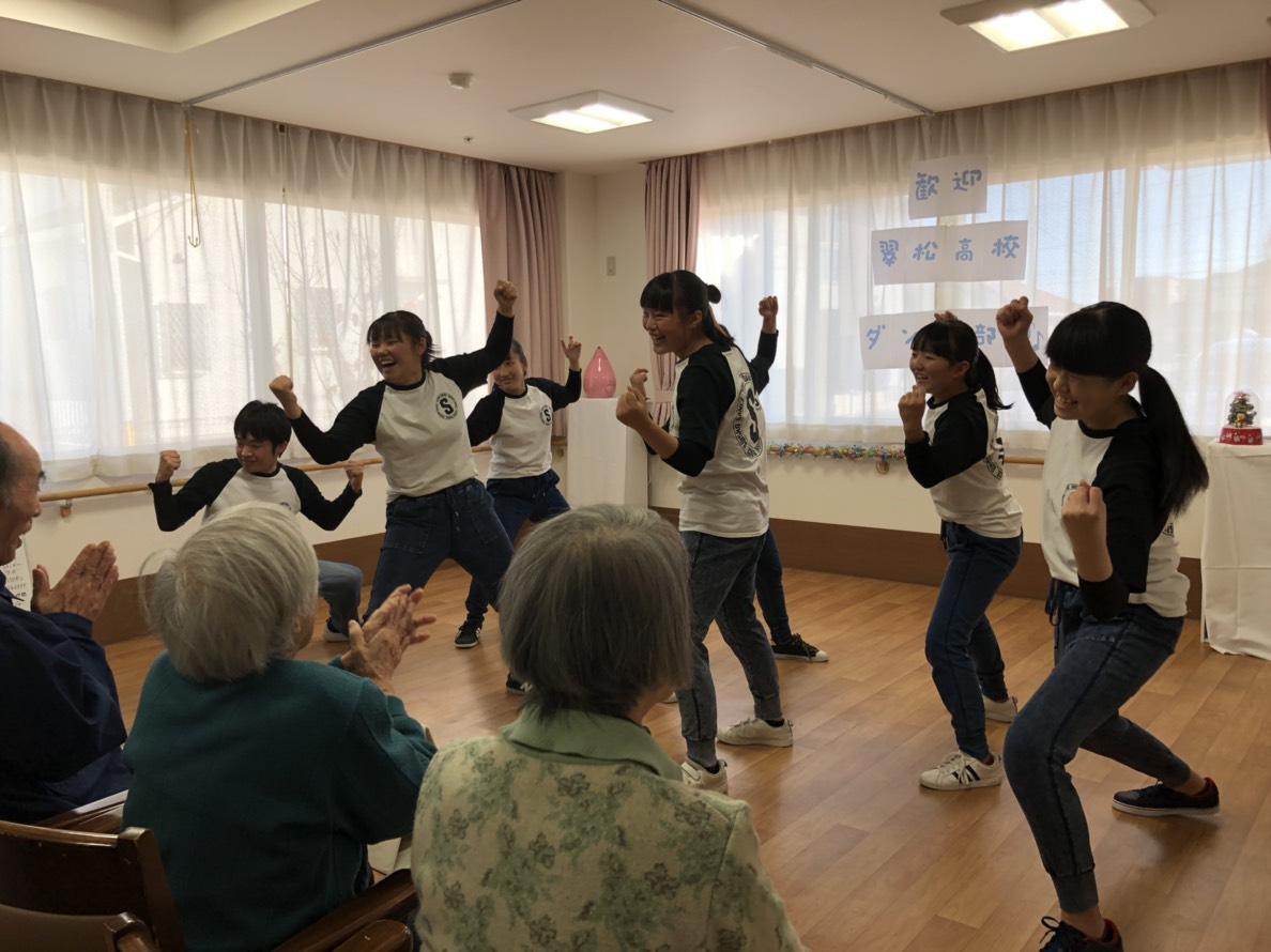 2018年11月24日 ダンス観賞