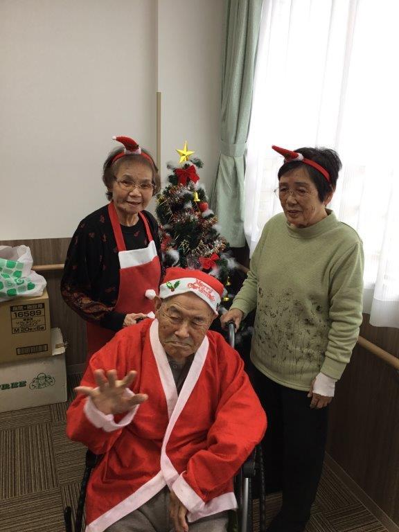 2018年12月24日 お菓子作り