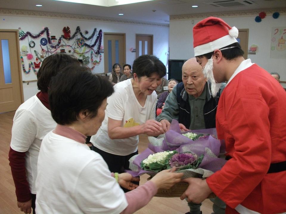 2018年12月 クリスマス会