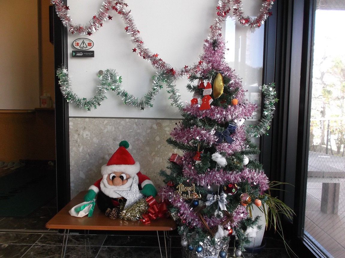 2018年12月25日 クリスマス会