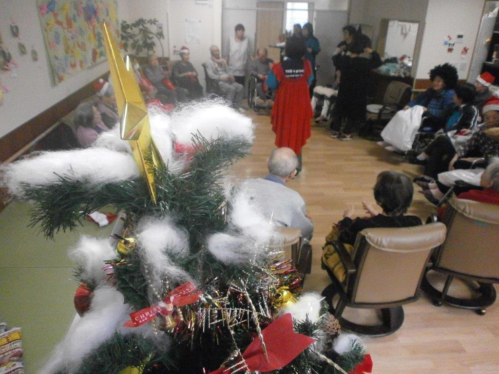 2018.年12月19日 クリスマス会