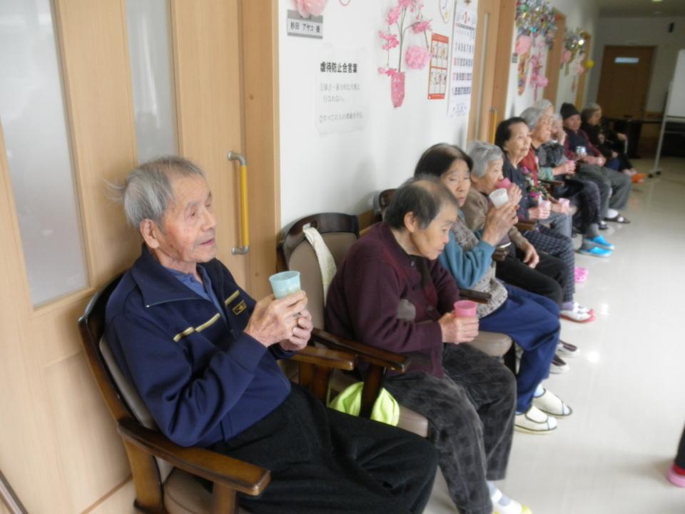 2019年3月2日 ひな祭りの行事「桃の節供」