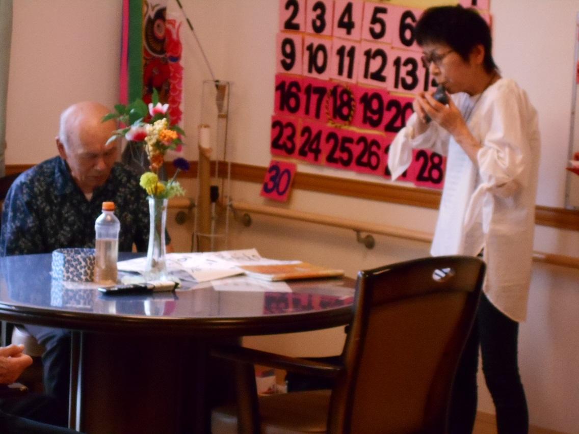 令和元年6月18日「オカリナ」と「ピアノ」