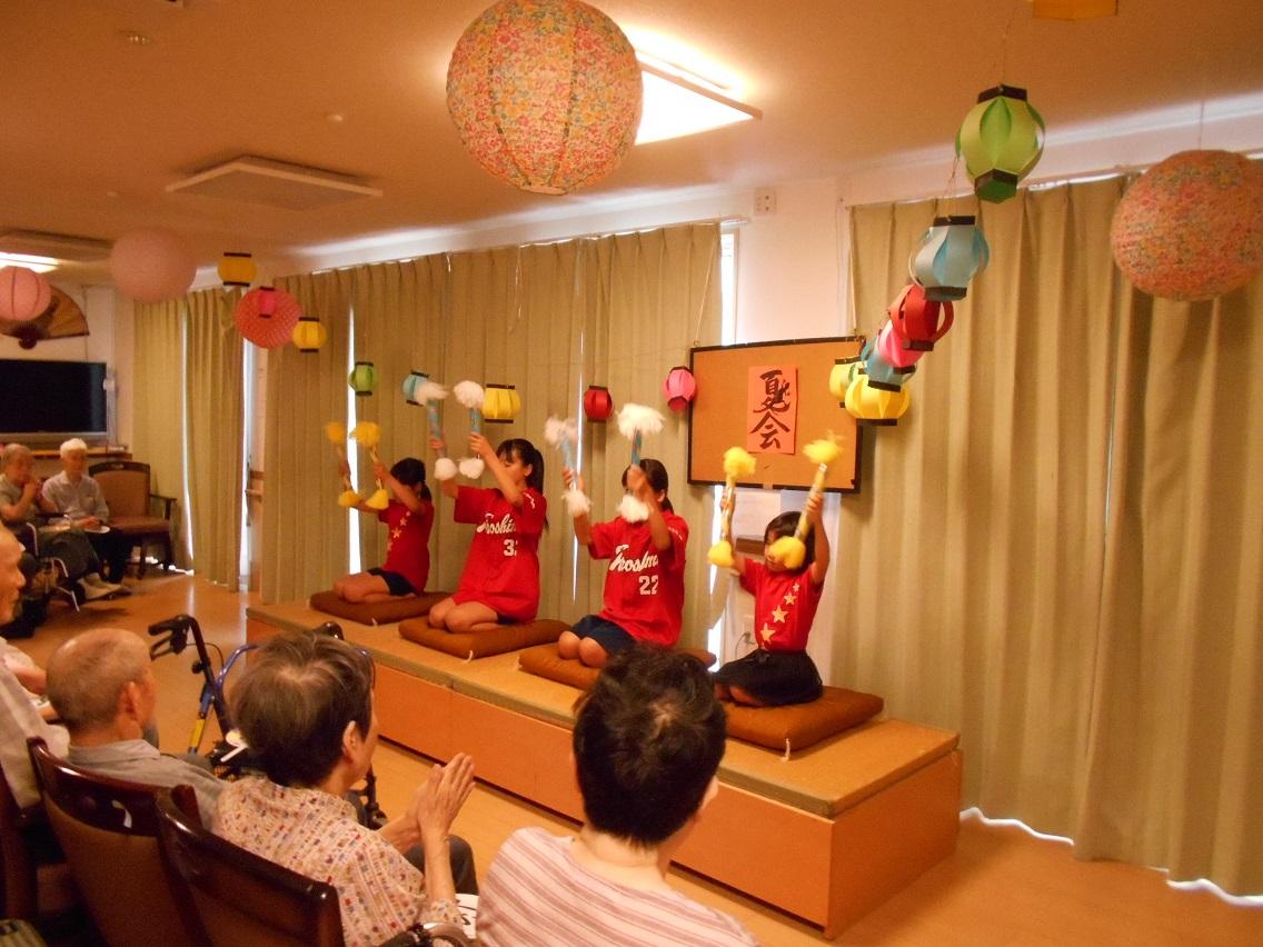 令和元年8月18日「夏会」