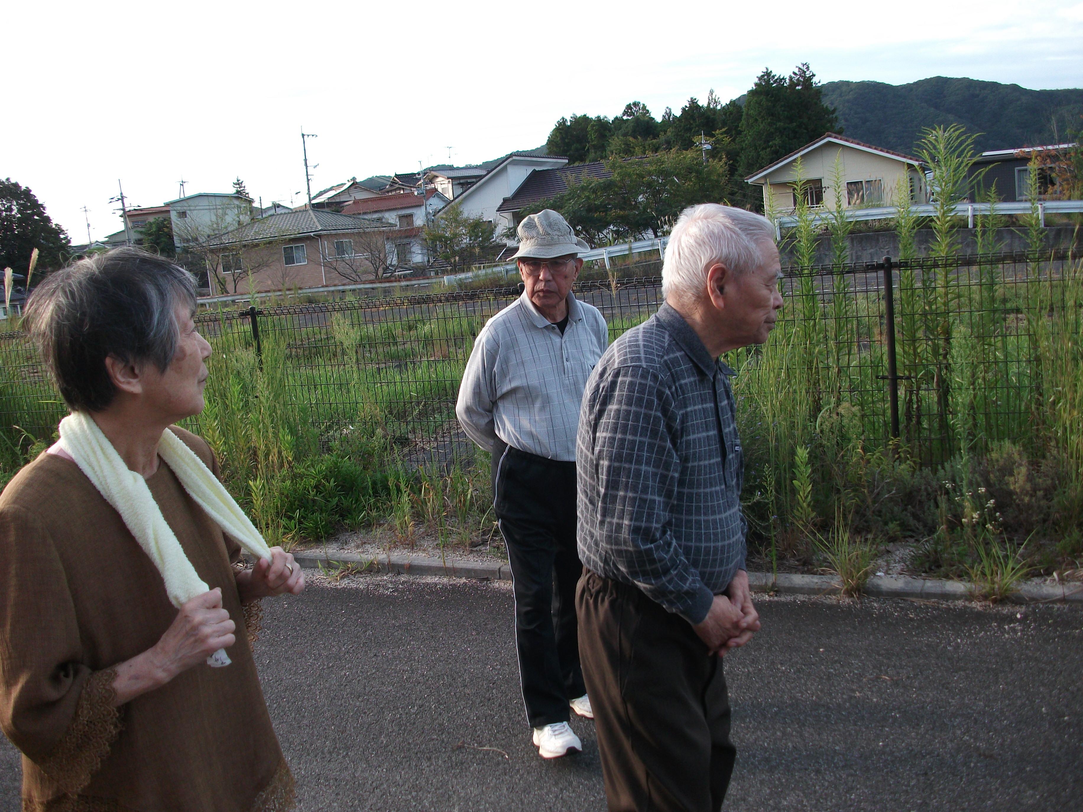 2019年9月「お散歩」