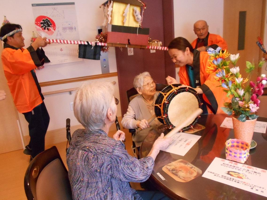 令和元年10月20日「秋祭り」