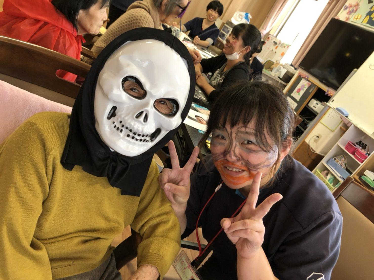 2019年10月31日ハロウィン パート②