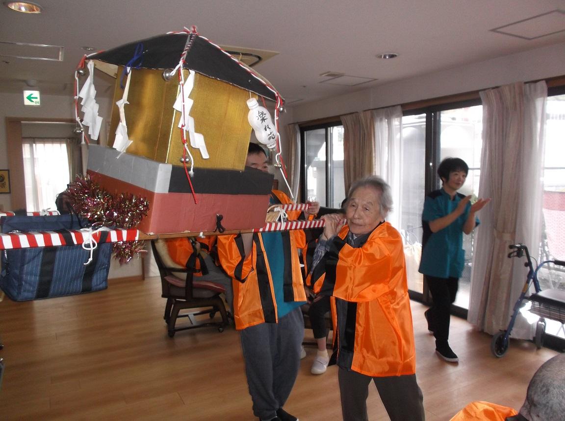 2019年10月20日「秋祭り・お神輿」