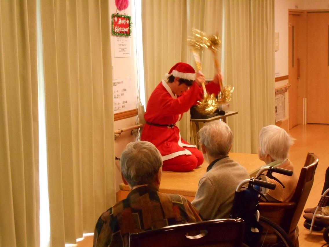 2019年12月25日「クリスマス会」