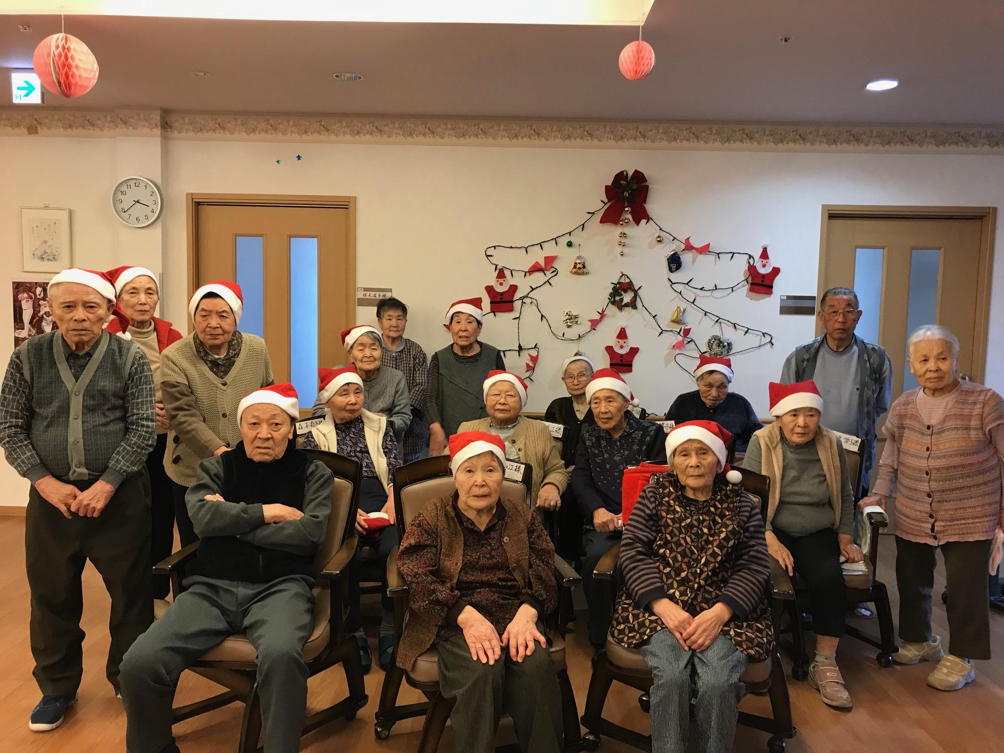 2019年12月「クリスマス会」