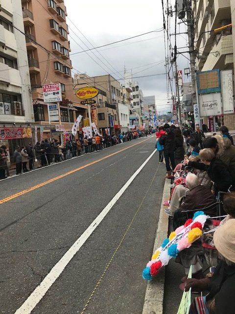 2020年1月19日「天皇盃 第25回 全国男子駅伝」