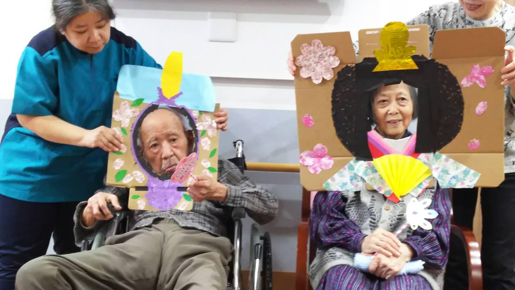 2020年3月3日「雛祭り」