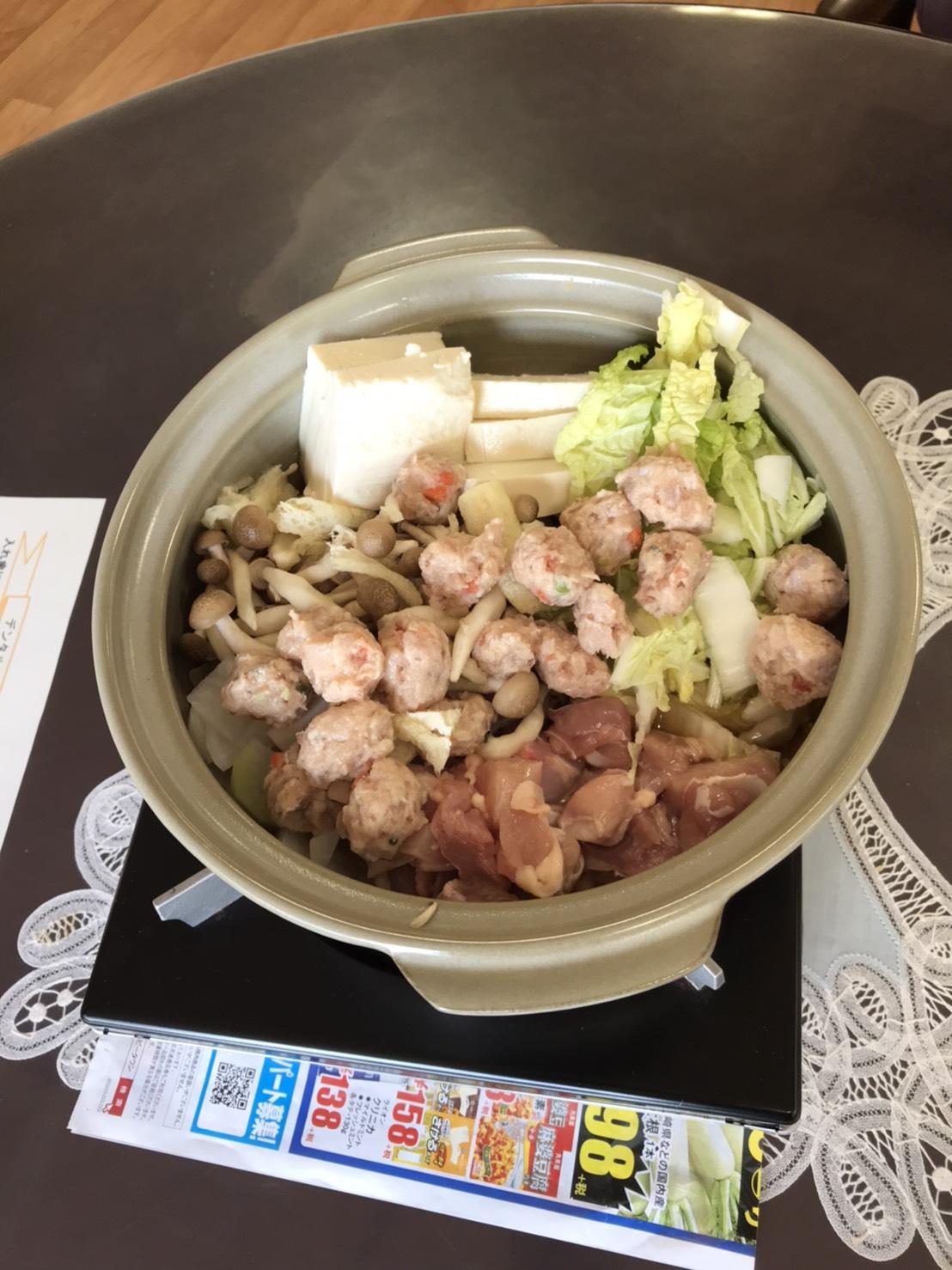 2020年3月3日 ひな祭り(鍋作り)